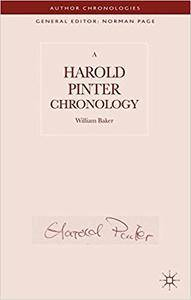 A Harold Pinter Chronology (Repost)