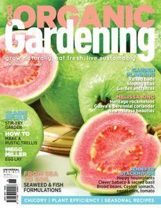 Good Organic Gardening - September/October 2018