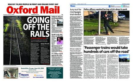 Oxford Mail – January 31, 2019