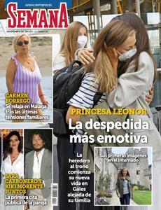 Semana España - 08 septiembre 2021