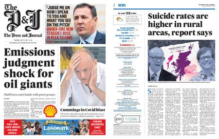The Press and Journal Moray – May 27, 2021