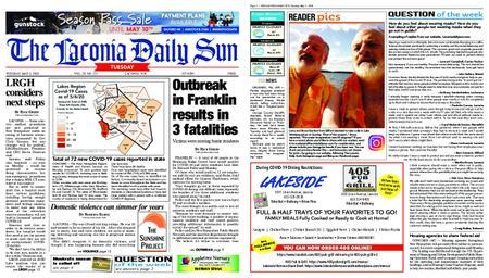 The Laconia Daily Sun – May 05, 2020
