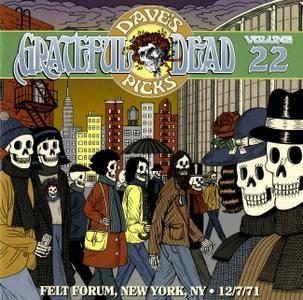 Grateful Dead - Dave's Picks Vol. 22: 1971-12-07 - Felt Forum - New York, NY (2017)
