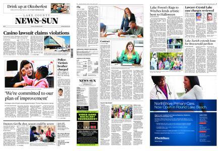 Lake County News-Sun – October 25, 2019