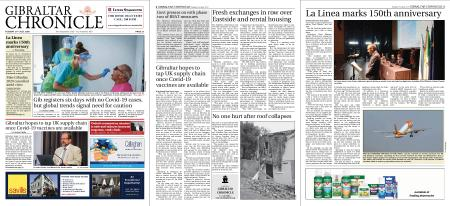 Gibraltar Chronicle – 21 July 2020