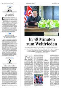 Neue Oranienburger Zeitung - 13. Juni 2018