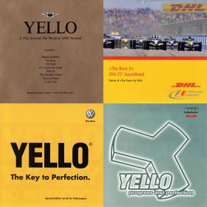 Yello - Promo Albums Collection (4CD)