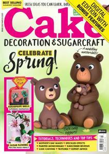 Cake Decoration & Sugarcraft - Issue 258 - March 2020