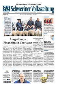 Schweriner Volkszeitung Zeitung für die Landeshauptstadt - 16. September 2019