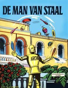 Archie De Man Van Staal - 03 - Jacht Op De Schat Andere scan1