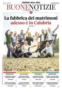Corriere della Sera Buone Notizie – 27 agosto 2019
