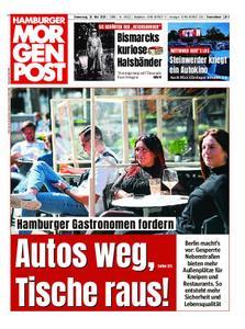 Hamburger Morgenpost – 28. Mai 2020