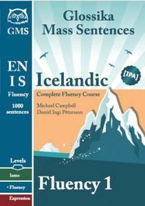 Icelandic Fluency 1-3: Glossika Mass Sentences