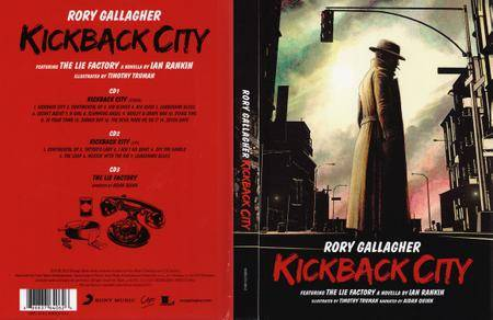 Rory Gallagher - Kickback City (2013) 3CD Box Set [Re-Up]