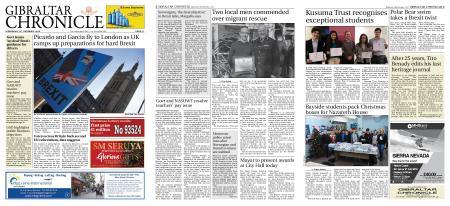 Gibraltar Chronicle – 19 December 2018