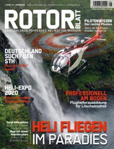 Rotorblatt - Nr.1 2020