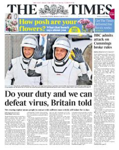 The Times - 28 May 2020