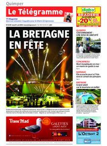 Le Télégramme Quimper – 03 août 2019