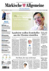 Märkische Allgemeine Westhavelländer - 23. Mai 2018