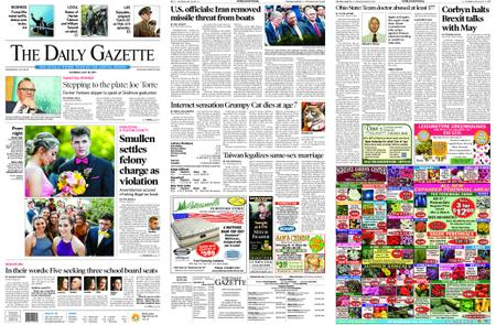 The Daily Gazette – May 18, 2019