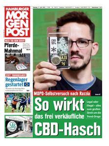 Hamburger Morgenpost – 09. Juli 2019
