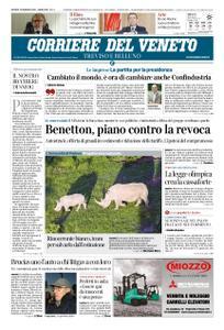 Corriere del Veneto Treviso e Belluno – 16 gennaio 2020