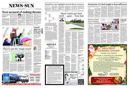 Lake County News-Sun – November 16, 2017
