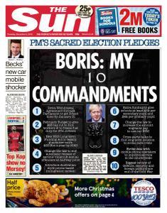 The Sun UK - 5 December 2019
