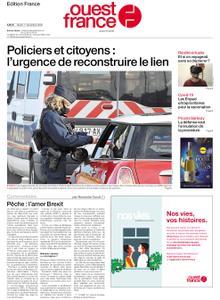 Ouest-France Édition France – 01 décembre 2020