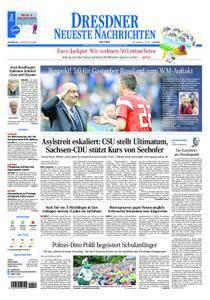 Dresdner Neueste Nachrichten - 15. Juni 2018