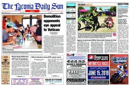 The Laconia Daily Sun – June 14, 2019