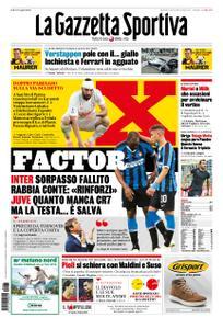 La Gazzetta dello Sport Sicilia – 27 ottobre 2019