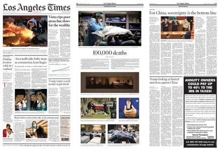 Los Angeles Times – May 29, 2020