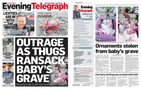 Evening Telegraph First Edition – May 29, 2020