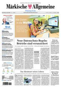 Märkische Allgemeine Fläming Echo - 24. Mai 2018