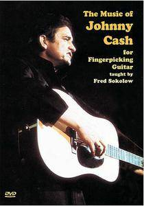 Music of Johnny Cash for Fingerpicking Guitar