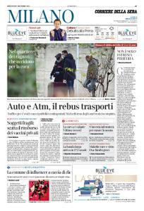 Corriere della Sera Milano – 02 dicembre 2020