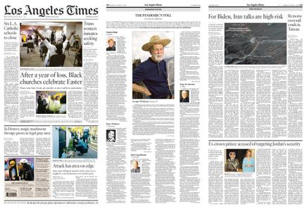 Los Angeles Times – April 05, 2021