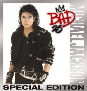 Michael Jackson - Bad {25th Anniversary Special Edition} (1987/2012) [Official Digital Download 24/96]