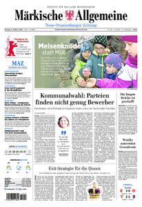 Neue Oranienburger Zeitung - 04. Februar 2019