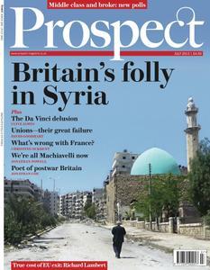 Prospect Magazine - July 2013