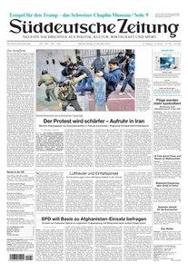Sueddeutsche Zeitung vom 28.12.2009