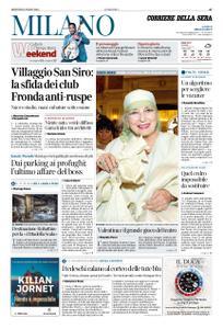 Corriere della Sera Milano – 11 luglio 2019