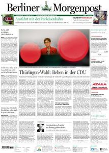 Berliner Morgenpost – 08. Februar 2020