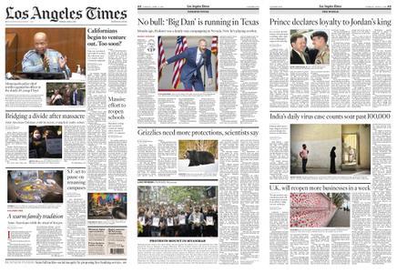 Los Angeles Times – April 06, 2021