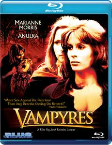Vampyres (1974) [w/Commentary]