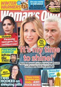 Woman's Own - 04 November 2019