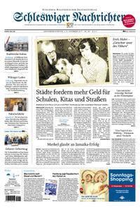 Schleswiger Nachrichten - 04. November 2017