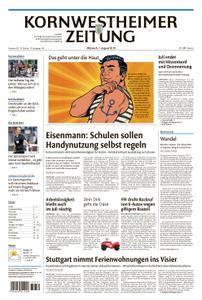 Kornwestheimer Zeitung - 01. August 2018