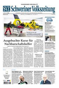 Schweriner Volkszeitung Hagenower Kreisblatt - 30. Dezember 2019